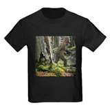 Morel Yeti Big foot gifts T