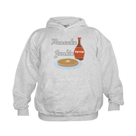 Pancake Junkie Kids Hoodie