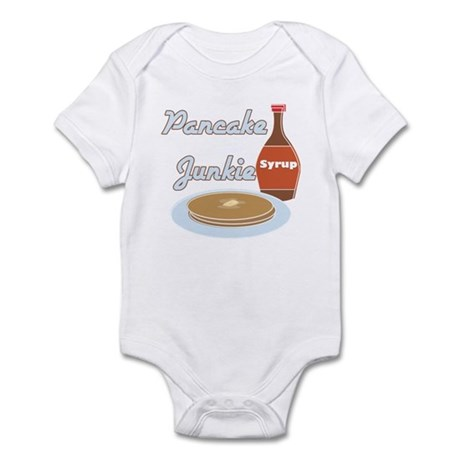 Pancake Junkie Infant Bodysuit