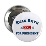 Evan Bayh for president Button