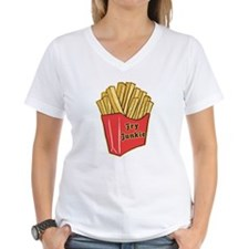 French Fry Junkie Shirt