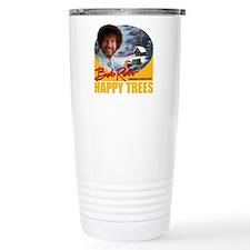 Bob Ross (Stainless Steel) Thermos Mug