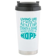 PCOS Faith Travel Mug