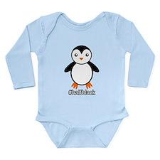 Penguin Infant Body Suit