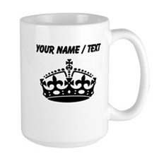 Custom Crown Mugs