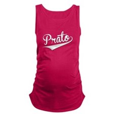 Prato, Retro, Maternity Tank Top