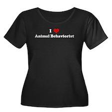 I Love Animal Behaviorist T