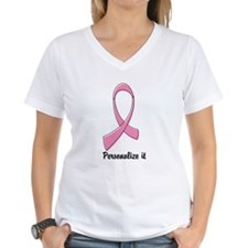 Breast Cancer Personalize T-Shirt