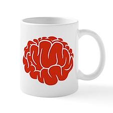 Red Brain Mugs