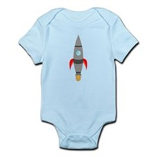 Rocket Ship Body Suit