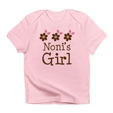 Noni's Girl Daisies Infant T-Shirt