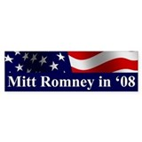Mitt Romney Bumper Bumper Sticker