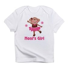 Noni's Girl Monkey Infant T-Shirt