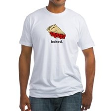 Baked: Cherry Pie T-Shirt