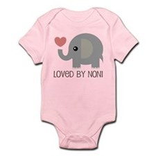 Loved By Noni Infant Bodysuit