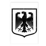 Strk3 German Eagle Postcards (Package of 8)