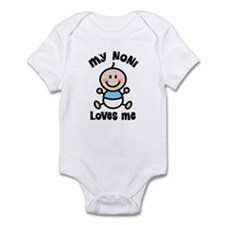 Noni Loves Me Infant Bodysuit