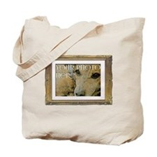 Your Photo in a Fancy Frame Tote Bag