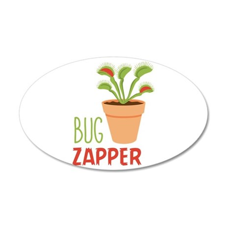 BUG ZAPPER Wall Decal