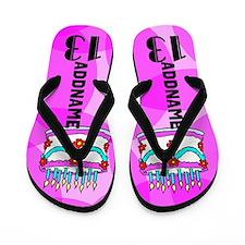 Unique 13th Flip Flops