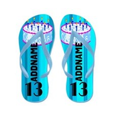 Fabulous 13th Flip Flops