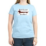 World's Greatest Dachshund Mom! T-Shirt