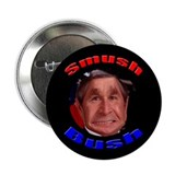 "2.25"" Smush Bush Political Buttons (10 pack)"