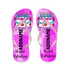 Darling 16th Flip Flops