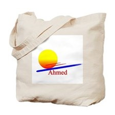 Ahmed Tote Bag