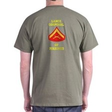 Lance Corporal Of Marines T-Shirt