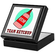 Team Ketchup Keepsake Box