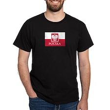 Polska Polish Flag T-Shirt