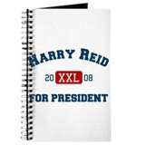 Harry Reid for President Journal