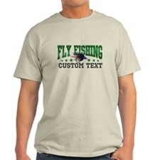 Fly Fishing Personalized T-Shirt