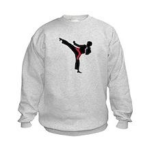 Martial arts Karate kick Jumpers