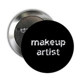Makeup Artist Black Button