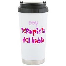 Cute Speech language pathologists Thermos Mug