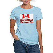 Canada Flag - Northwest Territories T-Shirt