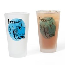 Jazz Event Drinking Glass