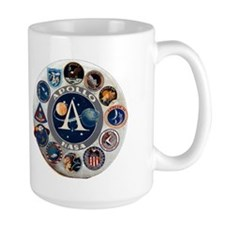 Commemorative Logo Coffee Mug