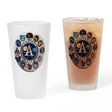 Commemorative Logo Drinking Glass