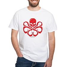 Hydra White T-Shirt