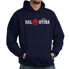 Hail Hydra Hoodie (dark)