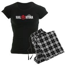 Hail Hydra Women's Dark Pajamas