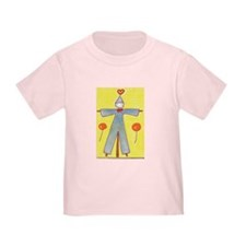 Yellow Scarecrow T