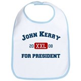 John Kerry for President Bib