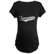 Tarragona, Retro, Maternity T-Shirt