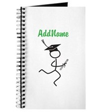 Customize Graduation Runner Journal