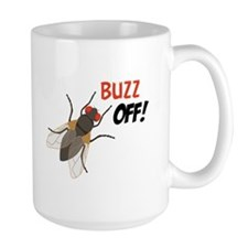 BUZZ OFF! Mugs
