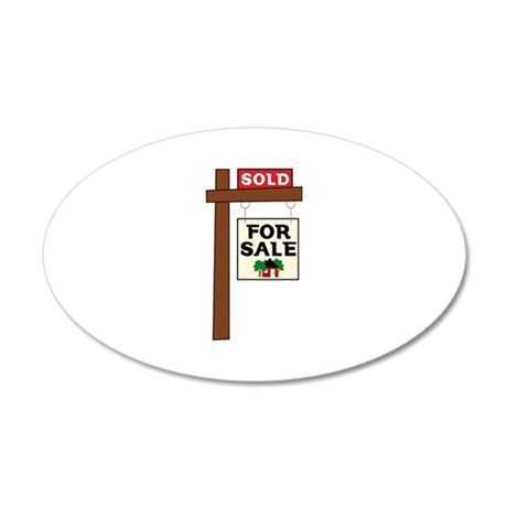 SOLD FOR SALE Wall Decal